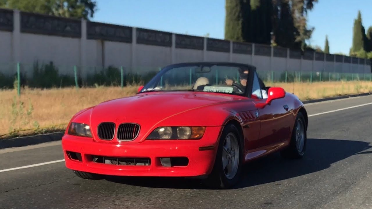Is The Bmw Z3 A Good Daily Car Daily Driver Review