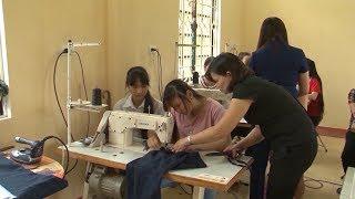 Tin Tức 24h : Yên Bái đào tạo nghề, giới thiệu việc làm cho lao động nữ nông thôn