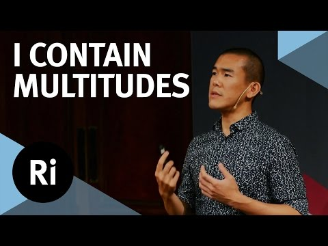 The Microbes Within Us - with Ed Yong