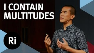 The Microbes Within Us   With Ed Yong