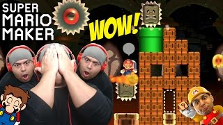 THE BULLSH#T NEVER F#%KING ENDS!! [SUPER MARIO MAKER] [#67]