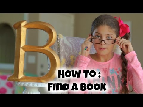 Book Fair - How to find the book for you