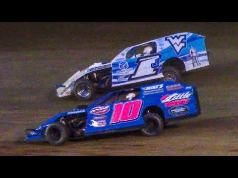 Modified B-Main One | Tyler County Speedway | 6-28-18