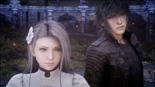 Final Fantasy XV x Terra Wars: Una chica y su hado salvan un mundo erosionado