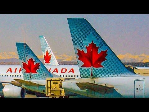 Air Canada Flight AC 794, LAX To Toronto