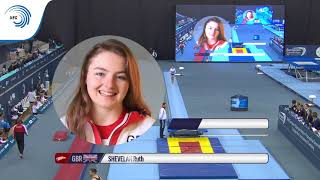 REPLAY - 2018 Trampoline Europeans, finals Tumbling men and DMT women