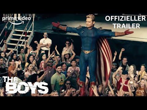 The Boys   Offizieller Trailer   Prime Video DE