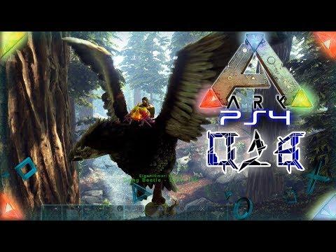ARK PS4 🇩🇪 Alles ist weg... #028 Let´s Play ARK Survival Evolved Playstation 4