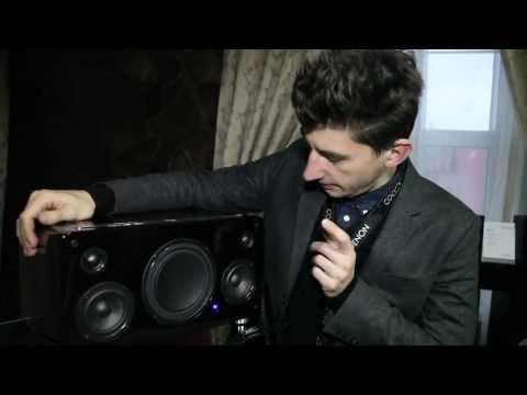 HECO Ascada 300 BTX Bluetooth Speaker Russian Premiere