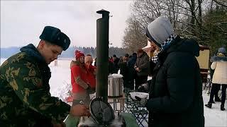 В Вороново состоялся физкультурно-спортивный праздник «Вороновская лыжня-2018»