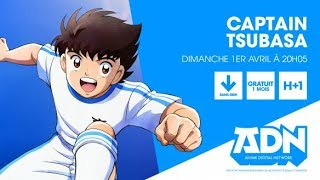 Captain Tsubasa (2018) - Episode 1 VOSTFR