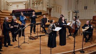 Leonardo da Vinci: Canto di lanzi sonatori di rubechine, Voices of Music