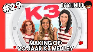 MAKING OF: 20 JAAR K3 MEDLEY 🎈🌈