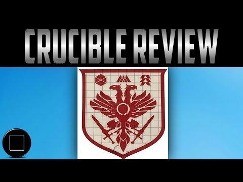 Destiny 2 - Crucible Review