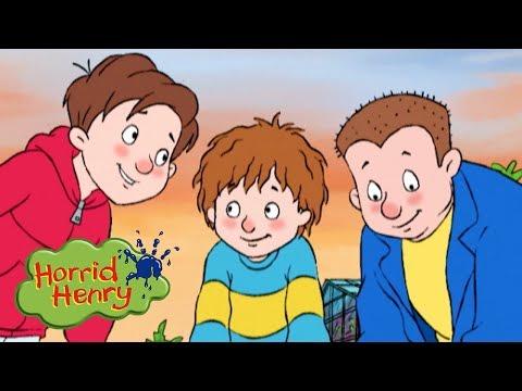 Horrid Henry - Treasure Hunting | Cartoons For Children | Horrid Henry Full Episodes | HFFE
