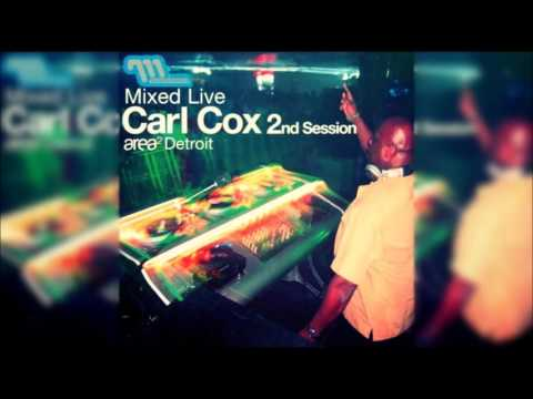 Carl Cox ‎– Mixed Live 2nd Session: Area², Detroit