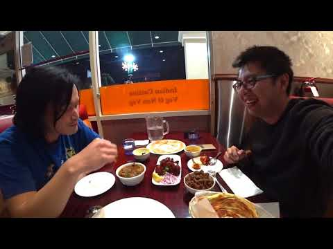 J #320 -【Restaurant】AappaKadai Indian Restaurant with Dennis (Milpitas, CA)