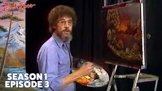 Bob Ross - Ebony Sunset (Season 1 Episode 3)
