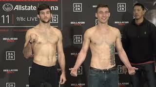 Weigh Ins | Bellator 221