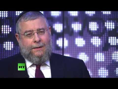 Civilised extremism? (ft. Chief Rabbi of Moscow & Europe, Pinchas Goldschmidt)