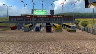 euro coach simulator ets2 eaa map 1 7 job no 002 c