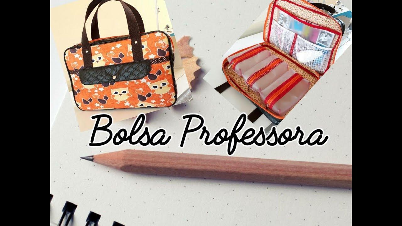 1bd791cc7 Passo a passo Bolsa Professora Parte 2 completa - YouTube