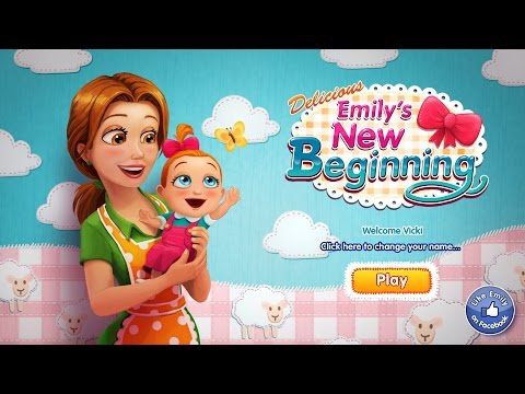 Delicious Emilys New Beginning Walkthrough