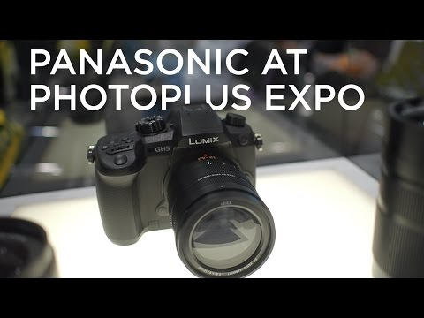 Panasonic at the PhotoPlus Expo 2016