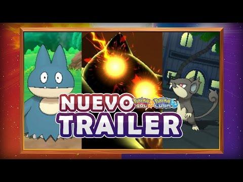 Resultado de imagen para Nuevo Trailer de Pokémon Sol y Luna : Rattata y Snorlax