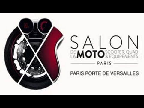 Salon de la moto 2015 youtube for Reduction salon de la moto