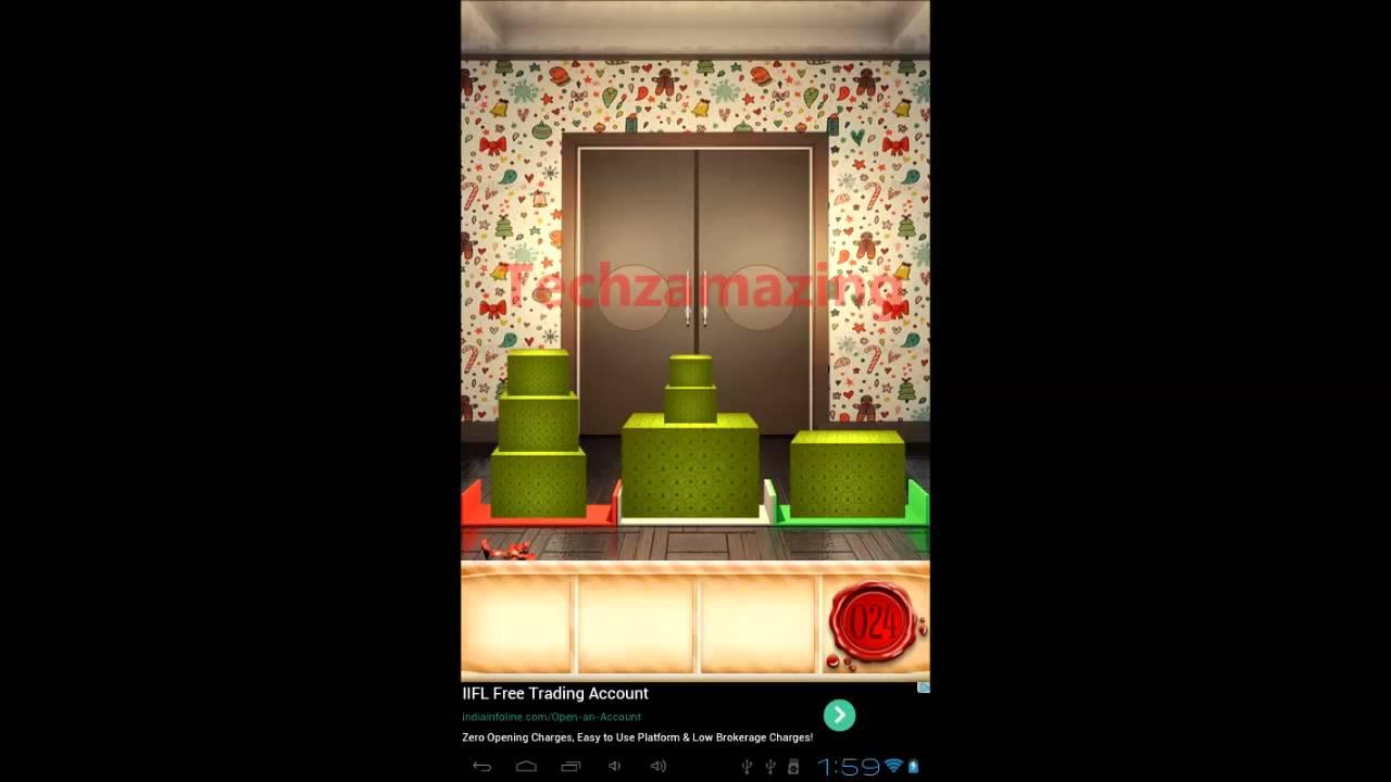 100 Doors Seasons Level 24 Walkthrough Cheats Youtube
