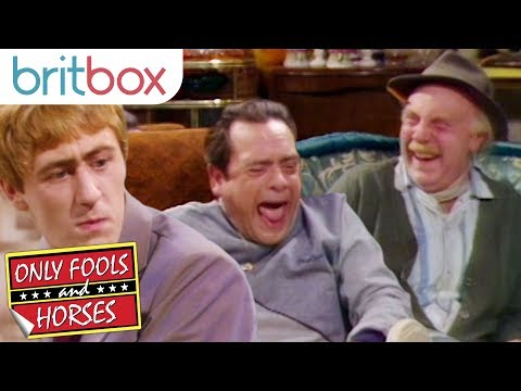 """What you got, Rodney? A Wendy House?"" 