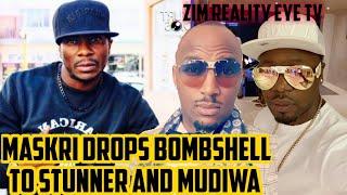 Maskri Drops Bombshell to Stunner and Mudiwa type of hip hop
