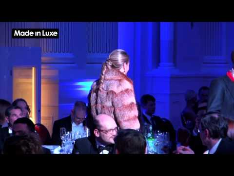 Défilé De Mode Jitrois - Gala Russe De Luxembourg 2012