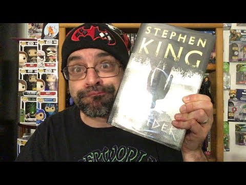 Stephen King The Outsider Book Review