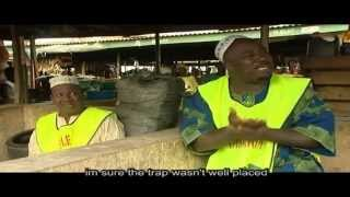 Babatunde Omidina and Poor Colleague In A Fight - Clip Full HD Yoruba Movies 2015 New Release