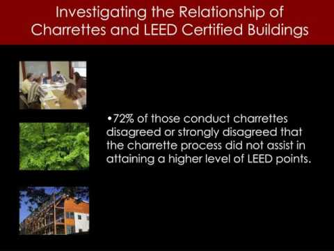 Charrettes  and  LEED Certified Buildings By Katherine Pettit