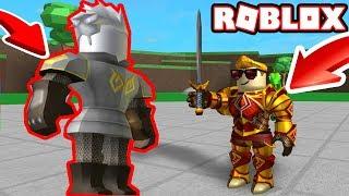 NEW KNIGHT SIMULATOR | Knight Simulator Roblox! Become Knight in Roblox