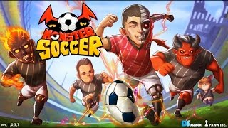 Monster Soccer 2016 PVP Battle Game Android Gameplay (HD)
