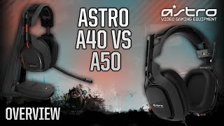 astro gaming a40 vs a50 headset which is best for you astrogaming