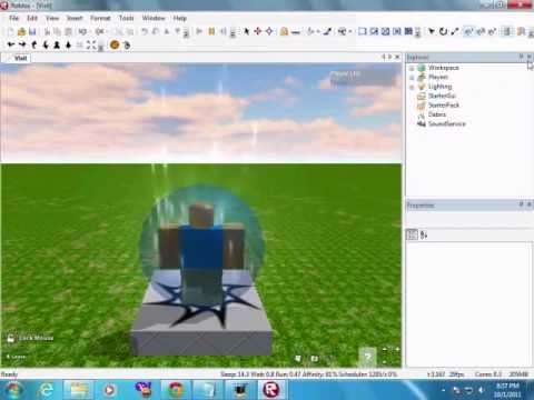 Roblox - How to make Shop Button