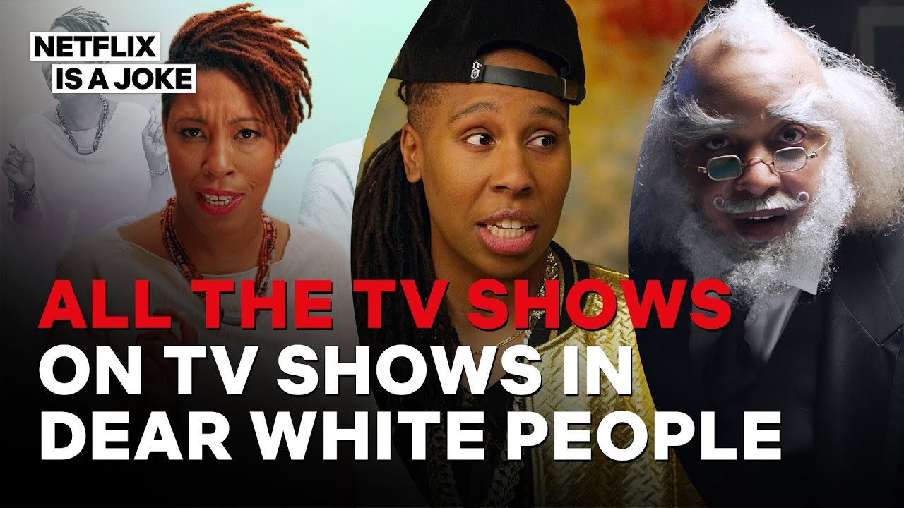 Dear White People: TV Shows On TV Shows