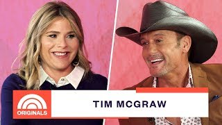 Tim McGraw Uses This To Impress Wife Faith Hill