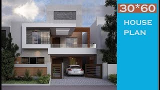 30*60 House plan and interior Ideas||5bhk house||interior Design Ideas