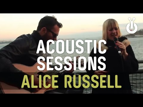 Alice Russell - Crazy I Babylon Acoustic Session