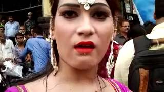 bhujariya celebration by third gender