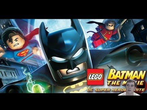LEGO Batman: The Movie - DC Superheroes Unite 2013 - Video Review