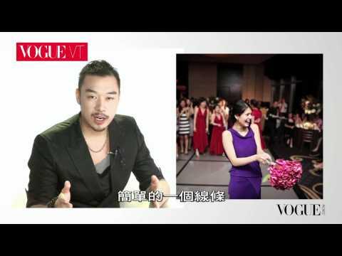 Alexander King Chen 全球矚目的新銳設計師