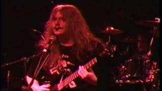Opeth - Advent pt. 1 (Live in San Jose) 2001