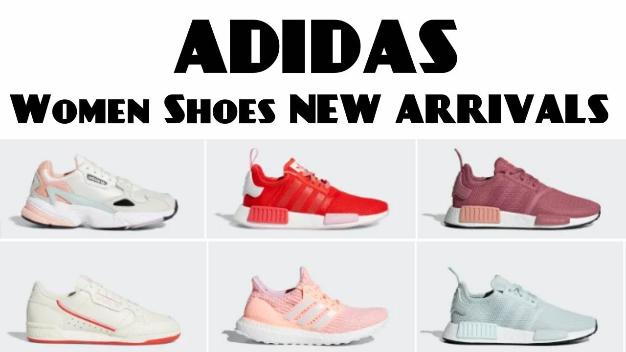ADIDAS Women Shoes NEW ARRIVALS 2019